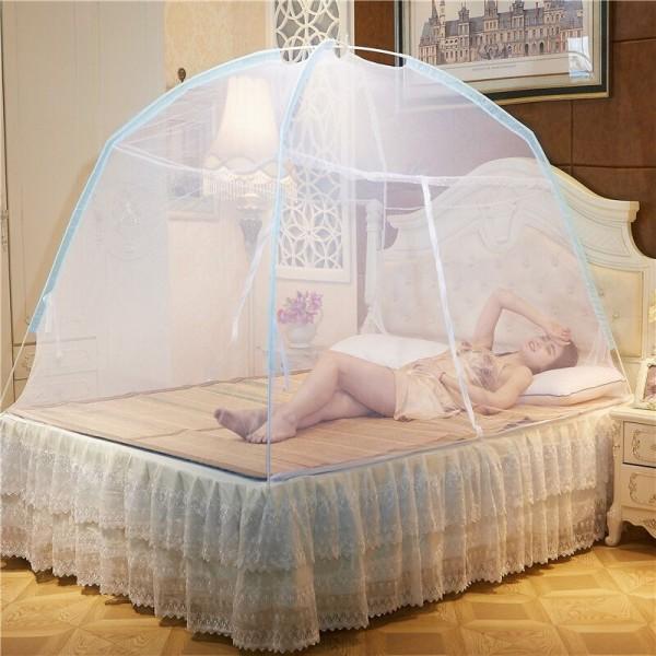 Moustiquaire amovible de lit et de voyage